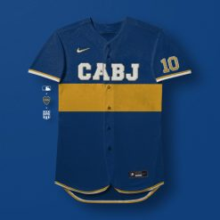 Boca Juniors Baseball Shirt MLB