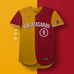 Galatasaray Baseball Shirt MLB