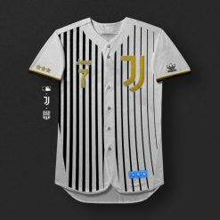 Juventus Baseball Shirt MLB