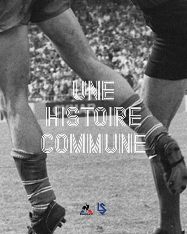 losanna maglia celebrativa le coq sportif 2020