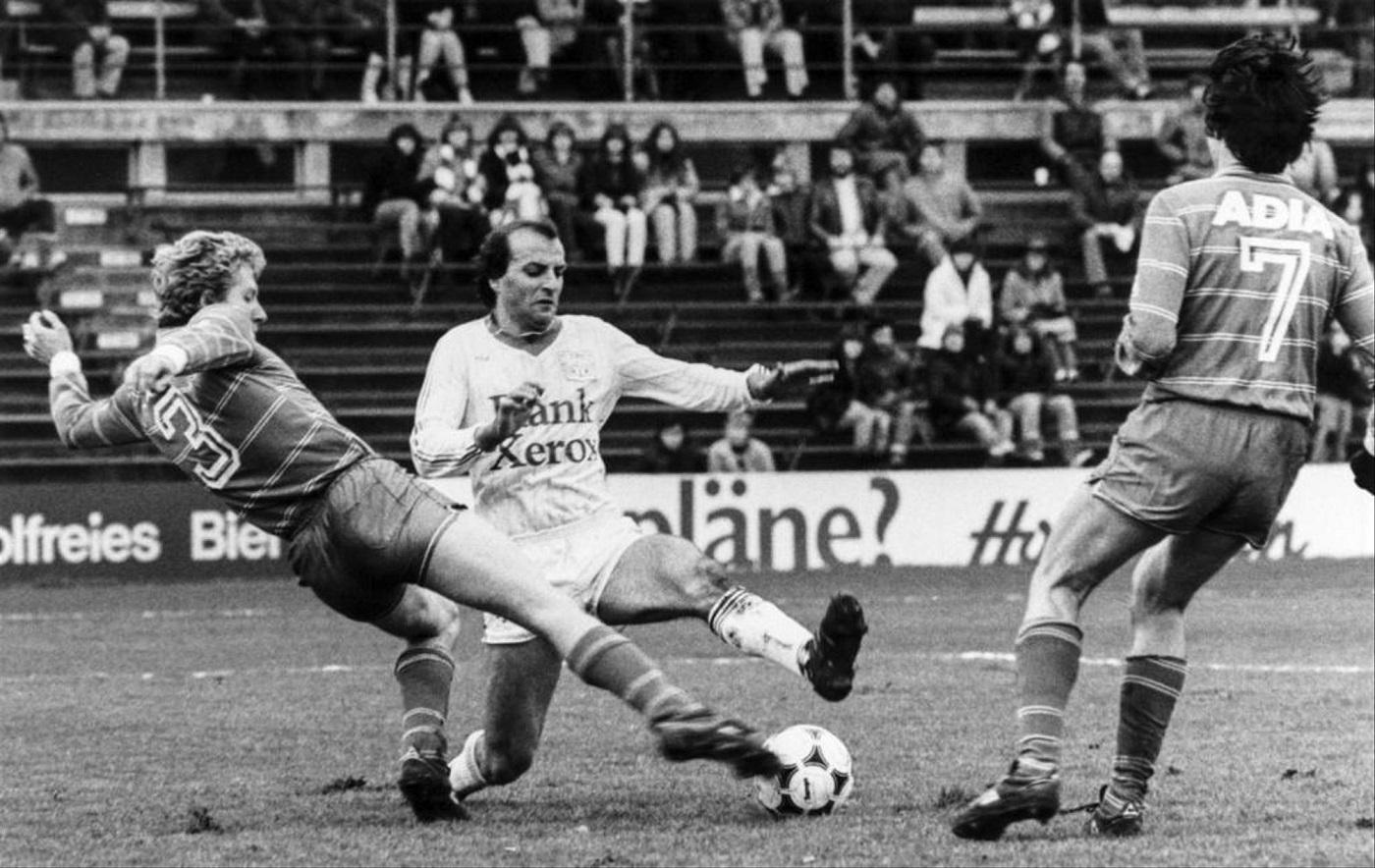 losanna - zurigo finale coppa svizzera 1981