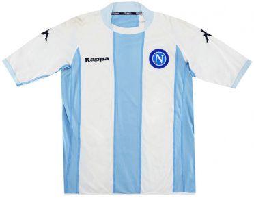 Terza maglia Napoli 2005-2006 Argentina
