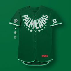 Palmeiras Baseball Shirt MLB