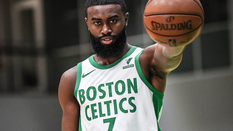 Canotta Boston Celtics 2020-21 NBA City Edition