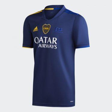 Boca Juniors quarta maglia 2020-21