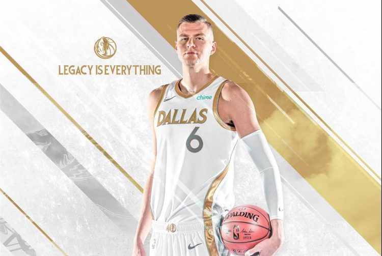 Canotta Dallas Mavericks 2020-21 NBA City Edition