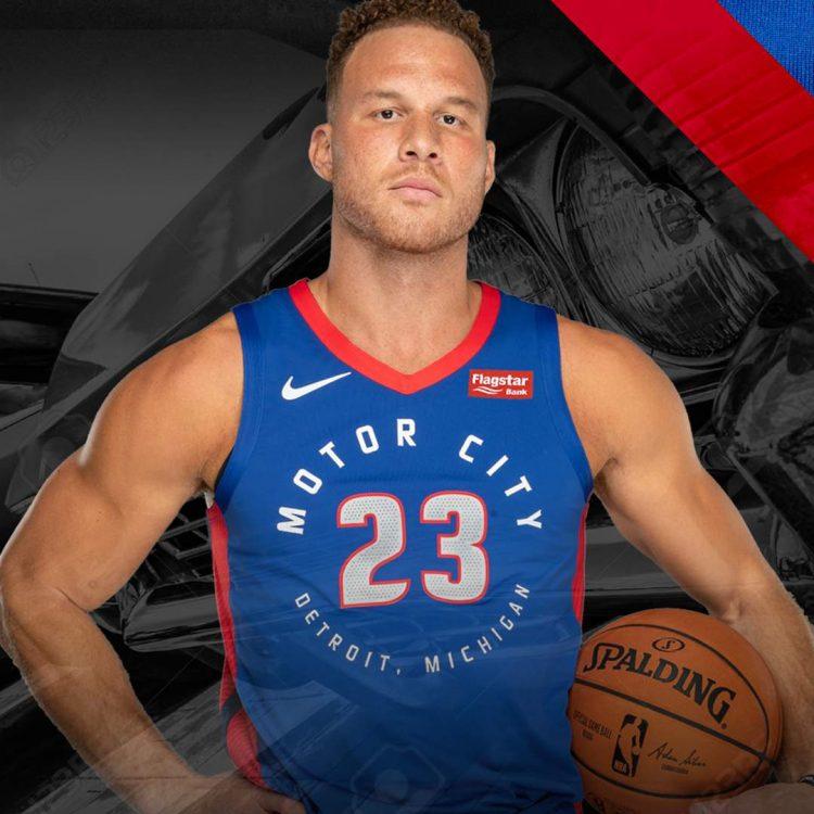 Canotta Detroit Pistons 2020-21 NBA City Edition