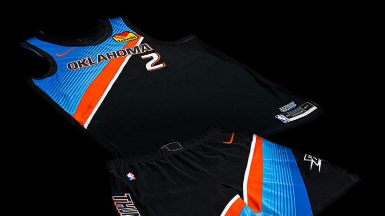 Canotta Oklahoma City Thunder 2020-21 NBA City Edition