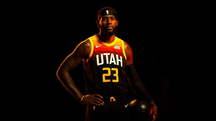 Canotta Utah Jazz 2020-21 City Edition