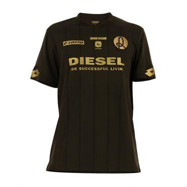 Seconda maglia Vicenza nera 2020-21