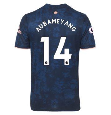 Terza maglia Arsenal 2020-2021 Aubameyang