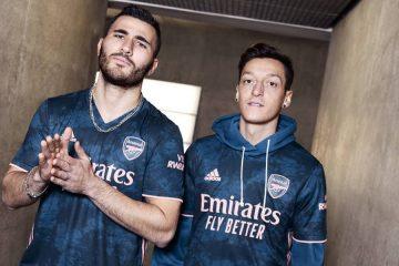 Terza maglia Arsenal 2020-21
