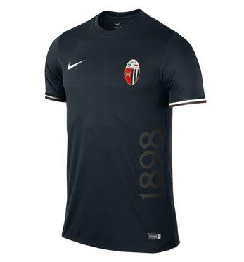 Seconda maglia Ascoli 2020-21 nera