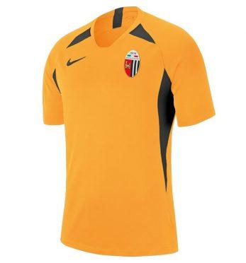 Terza maglia Ascoli 2020-21 gialla