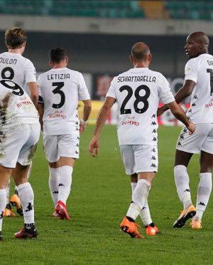 Font Benevento 2020-21 Serie A