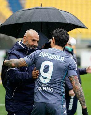Retro terza maglia Benevento