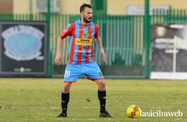 Maglia Catania 2020-2021 home