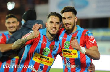 Prima maglia Catania 2020-21 Givova