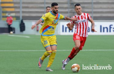 Catania terza divisa gialla 2020-21