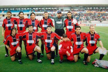 Cosenza 2000-2001
