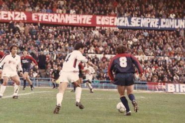 Cosenza-Foggia 1988