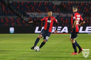 Prima divisa Cosenza Calcio rossoblù