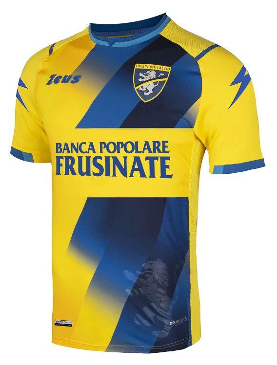Maglia Frosinone 2020-2021 home