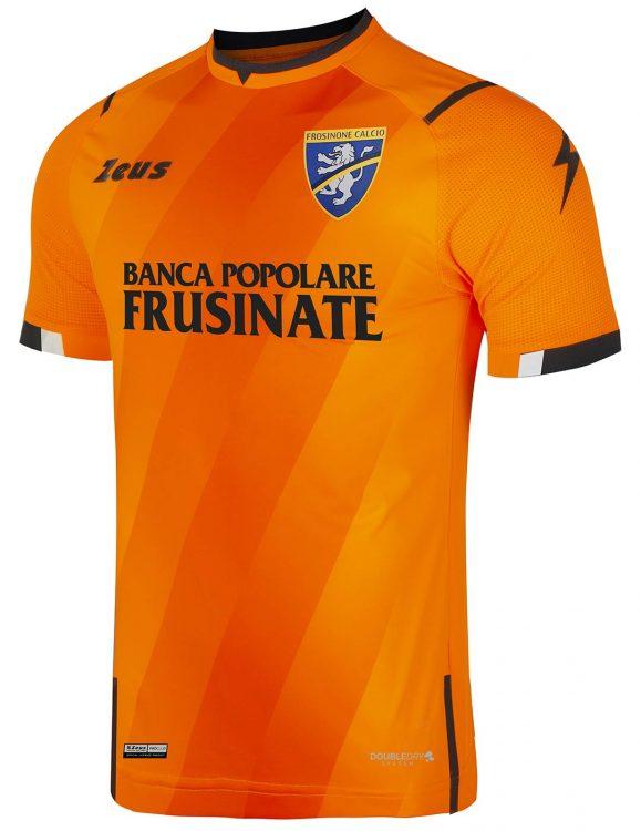 Maglia portiere Frosinone 2020-21 arancione