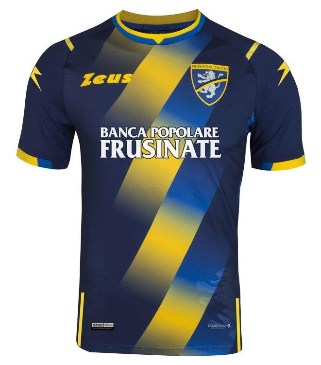 Terza maglia Frosinone 2020-2021 blu