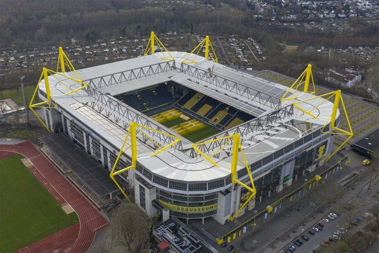 Stadio Borussia Dortmund Signal Iduna Park