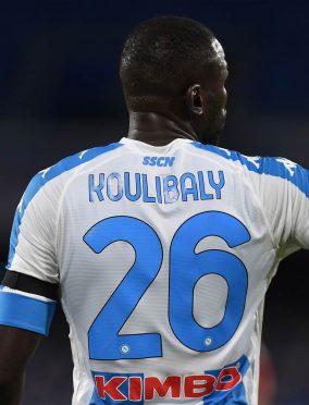 Koulibaly, font quarta maglia Napoli