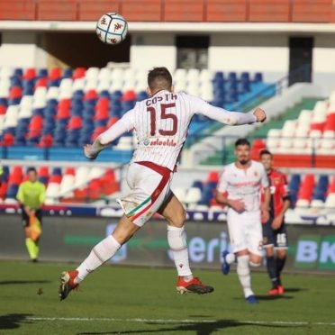 Retro maglia trasferta Reggiana 2020-21