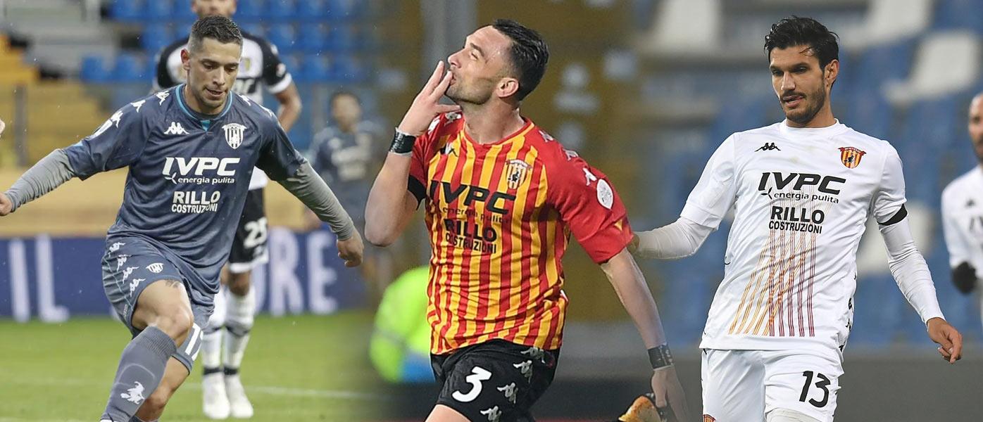 Maglie Benevento 2020-2021