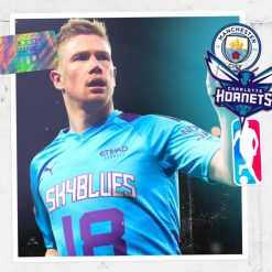 Manchester City Hornets Graphic UNTD