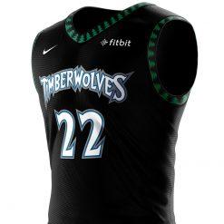 Minnesota Timberwolves Graphic UNTD