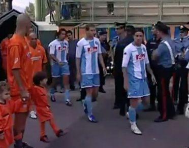 Pistoiese-Napoli, maglia Argentina