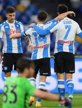 Napoli-Roma Maradona