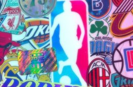 Graphic UNTD NBA Calcio