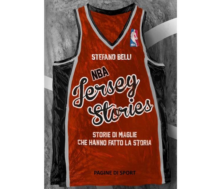 Libro NBA Jersey Stories