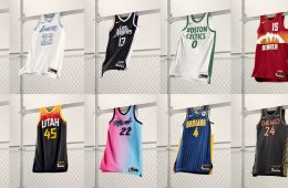 Maglie NBA 2020-2021