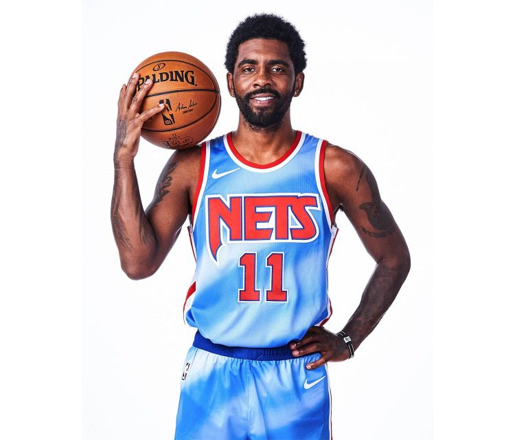 Canotta Brooklyn Nets 2020-21 Throwback NBA