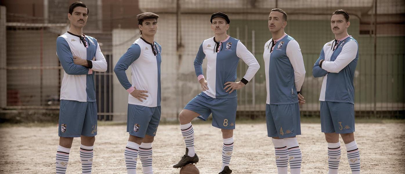 Palermo maglia celebrativa 120 anni