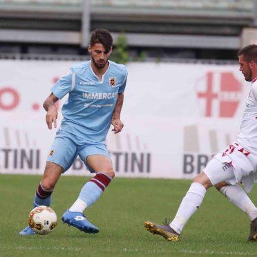 Terza maglia Reggiana celeste 2020-2021