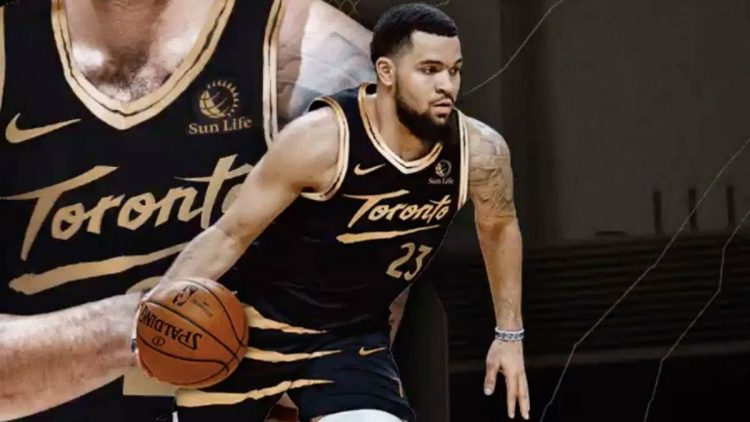 Maglia Toronto Raptors 2020-21 NBA City Edition