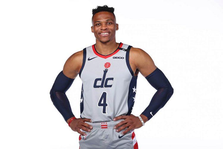 Maglia Washington Wizards 2020-21 NBA City Edition