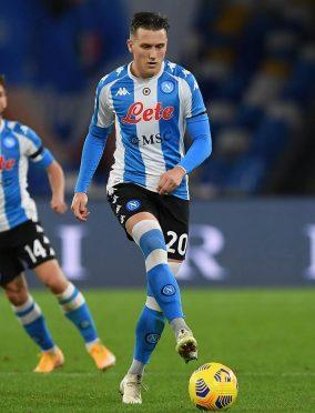 Quarto kit Napoli Argentina