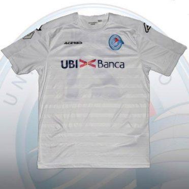 Terza maglia Albinoleffe 2020-21 bianca