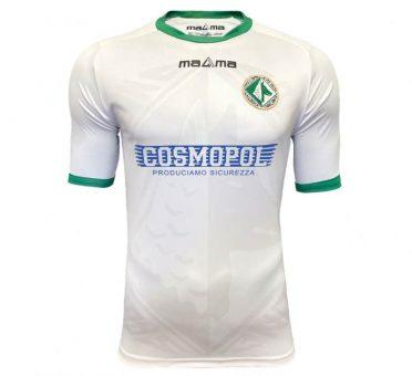 Seconda maglia Avellino 2020-21 bianca