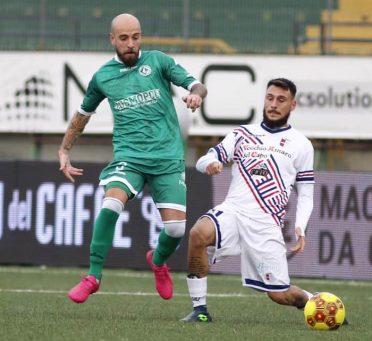 Divisa Avellino verde 2020-2021