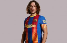 La maglia speciale del Barcellona per il Clasico 2021